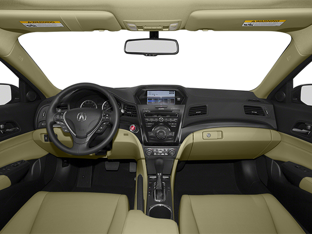 2014 Acura ILX Prices and Values Sedan 4D Technology I4 full dashboard