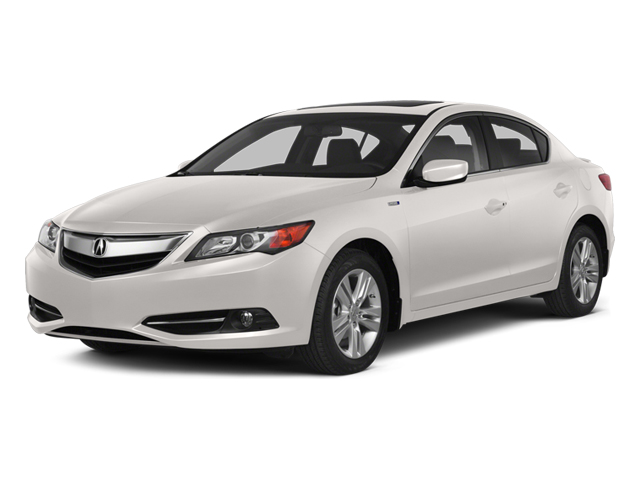 2014 Acura ILX Pictures ILX Sedan 4D Hybrid Technology I4 photos side front view