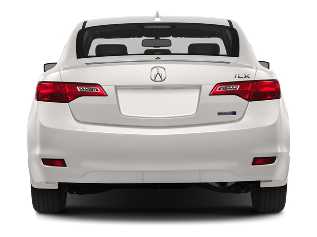 2014 Acura ILX Pictures ILX Sedan 4D Hybrid Technology I4 photos rear view