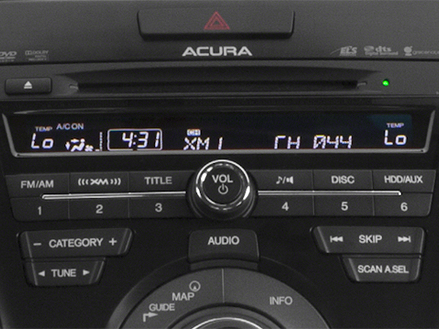 2014 Acura ILX Pictures ILX Sedan 4D Hybrid Technology I4 photos stereo system