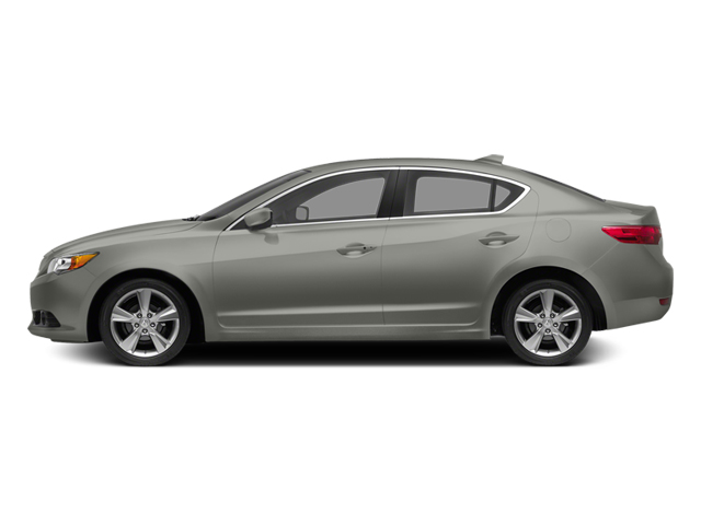 2014 Acura ILX Prices and Values Sedan 4D Premium I4 side view