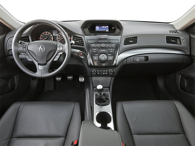 2014 Acura ILX Prices and Values Sedan 4D Premium I4 full dashboard