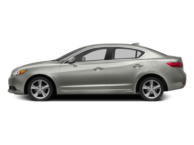 2014 Acura ILX Prices and Values Sedan 4D Premium Manual I4 side view