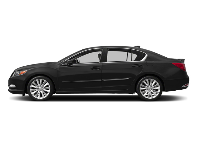 2014 Acura RLX Prices and Values Sedan 4D Krell Audio V6 side view