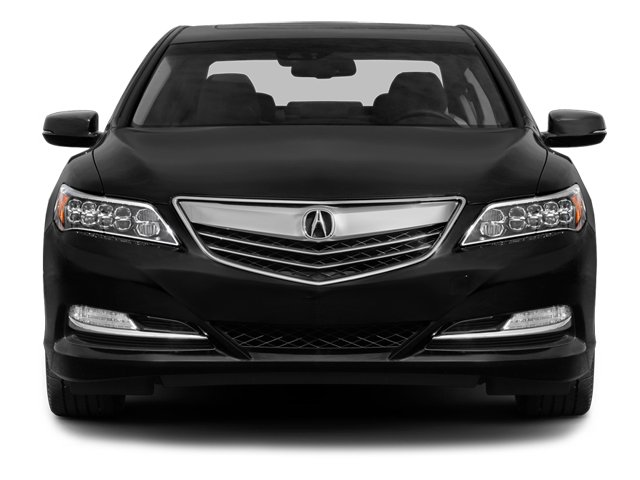 2014 Acura RLX Prices and Values Sedan 4D Krell Audio V6 front view