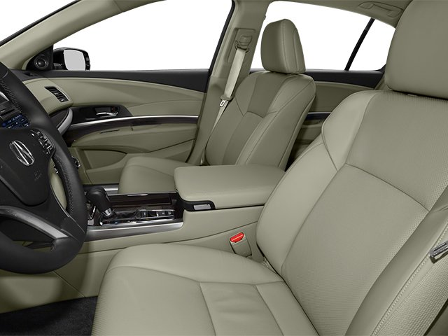 2014 Acura RLX Prices and Values Sedan 4D Krell Audio V6 front seat interior