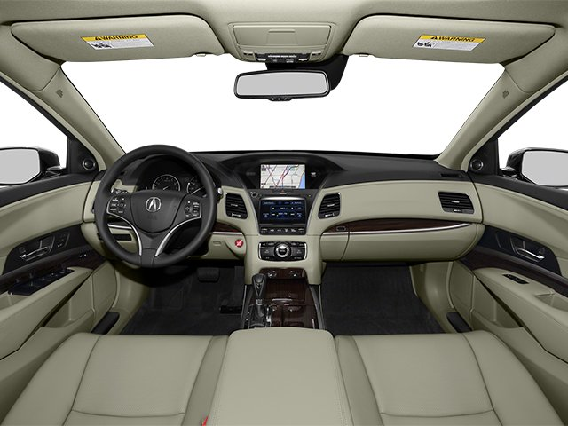 2014 Acura RLX Pictures RLX Sedan 4D V6 photos full dashboard