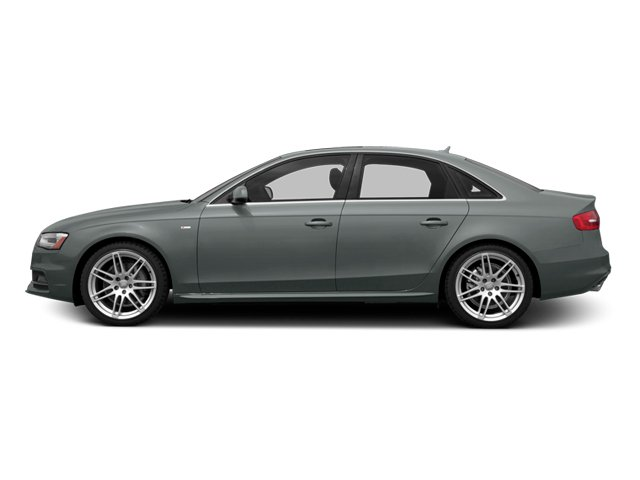 2014 Audi A4 Prices and Values Sedan 4D 2.0T Premium 2WD side view