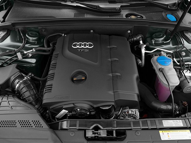 2014 Audi A4 Prices and Values Sedan 4D 2.0T Prestige AWD engine
