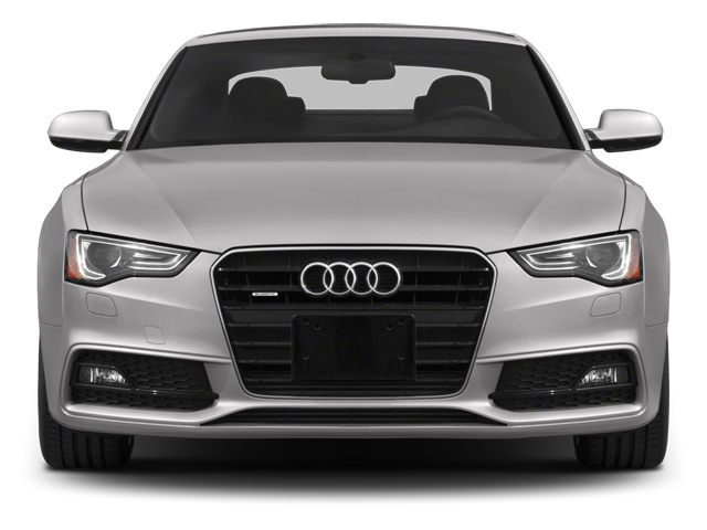 2014 Audi A5 Prices and Values Coupe 2D Premium AWD front view