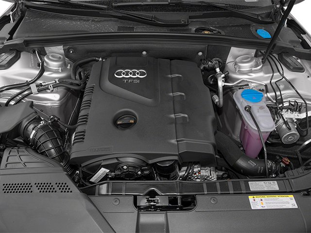2014 Audi A5 Prices and Values Coupe 2D Premium AWD engine