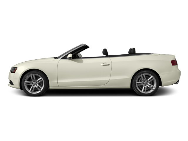 2014 Audi A5 Pictures A5 Convertible 2D Premium AWD photos side view