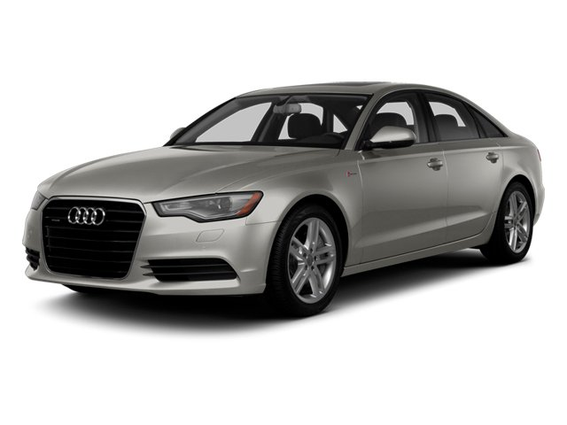 2014 Audi A6 Prices and Values Sedan 4D TDI Premium Plus AWD side front view