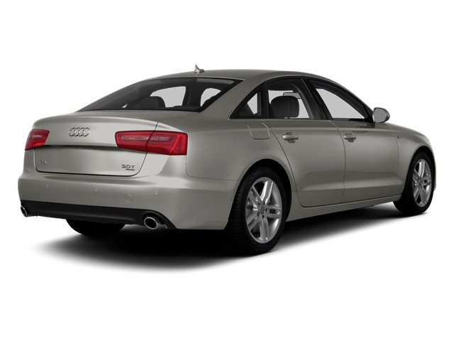 2014 Audi A6 Prices and Values Sedan 4D TDI Premium Plus AWD side rear view