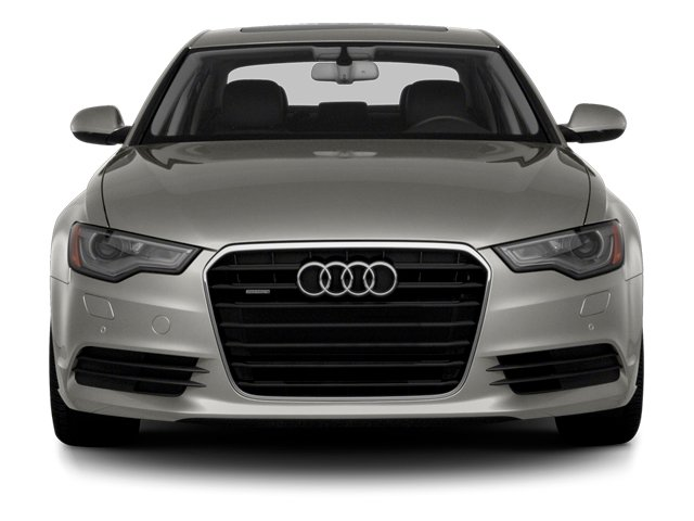 2014 Audi A6 Prices and Values Sedan 4D TDI Premium Plus AWD front view