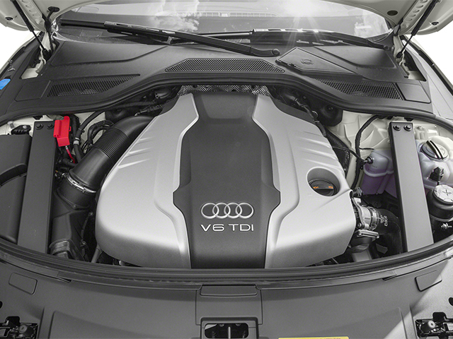 2014 Audi A8 L Prices and Values Sedan 4D 3.0T L AWD V6 Turbo engine
