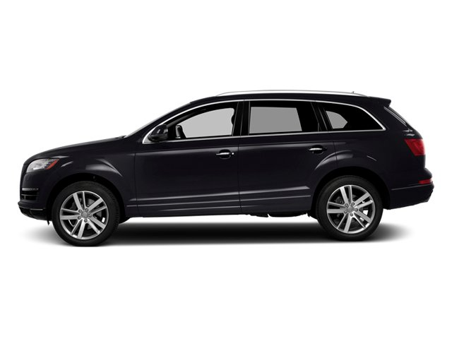 2014 Audi Q7 Prices and Values Util 4D 3.0 TDI Prestige S-Line AWD side view
