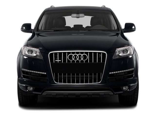 2014 Audi Q7 Prices and Values Util 4D 3.0 TDI Prestige S-Line AWD front view