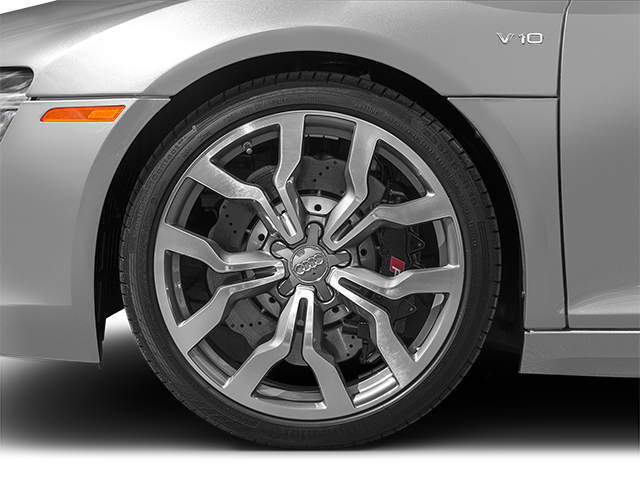 2014 Audi R8 Prices and Values 2 Door Convertible Quattro Spyder V10 (Auto) wheel