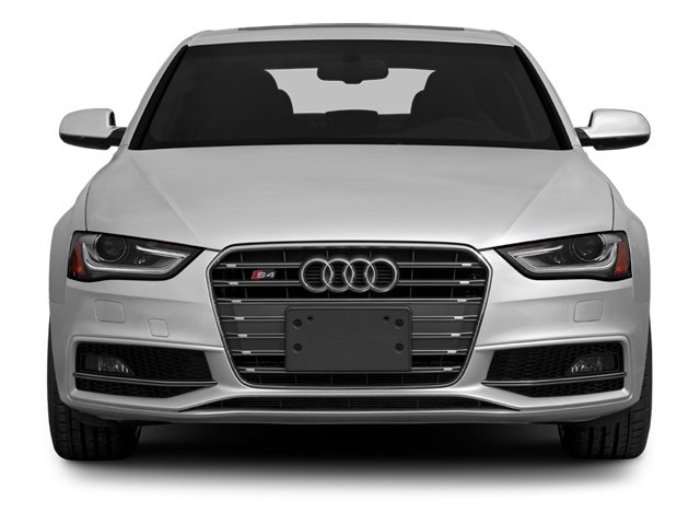 2014 Audi S4 Prices and Values Sedan 4D S4 Prestige AWD front view