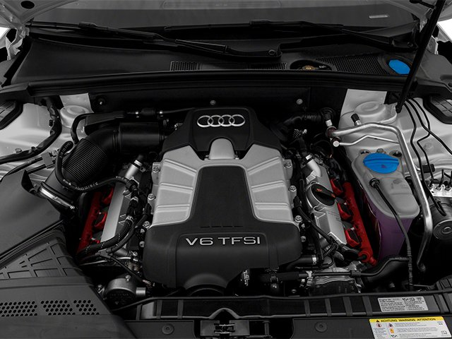 2014 Audi S4 Prices and Values Sedan 4D S4 Prestige AWD engine
