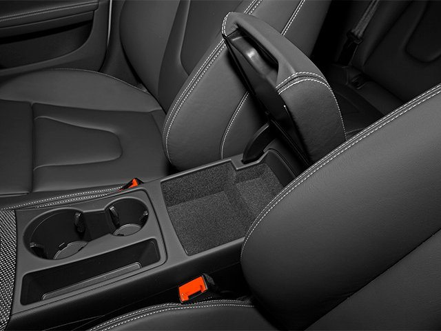 2014 Audi S4 Prices and Values Sedan 4D S4 Prestige AWD center storage console