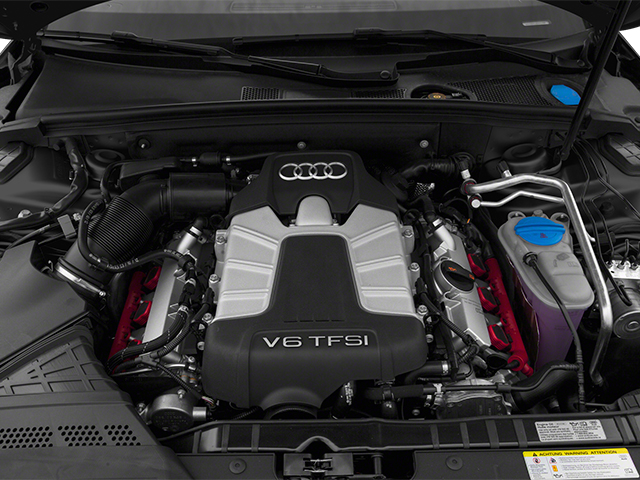 2014 Audi S5 Pictures S5 Coupe 2D S5 Premium Plus AWD photos engine