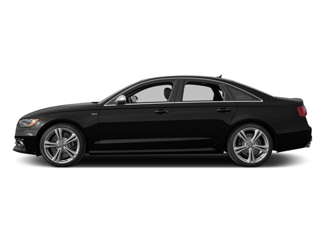 2014 Audi S6 Prices and Values Sedan 4D S6 Prestige AWD side view