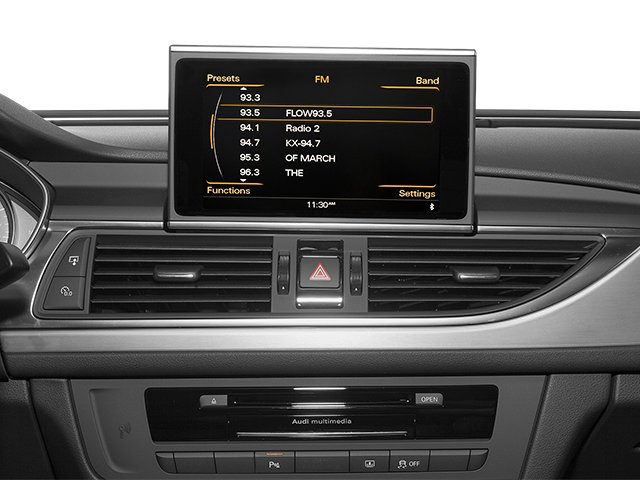 2014 Audi S6 Prices and Values Sedan 4D S6 Prestige AWD stereo system
