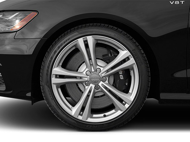 2014 Audi S6 Prices and Values Sedan 4D S6 Prestige AWD wheel