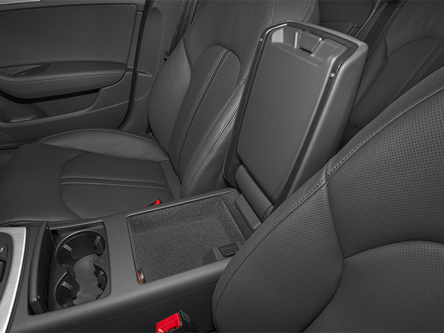 2014 Audi S6 Prices and Values Sedan 4D S6 Prestige AWD center storage console