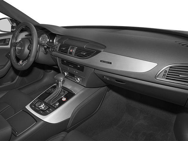 2014 Audi S6 Prices and Values Sedan 4D S6 Prestige AWD passenger's dashboard