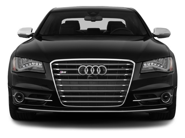 2014 Audi S8 Prices and Values Sedan 4D S8 AWD V8 Turbo front view
