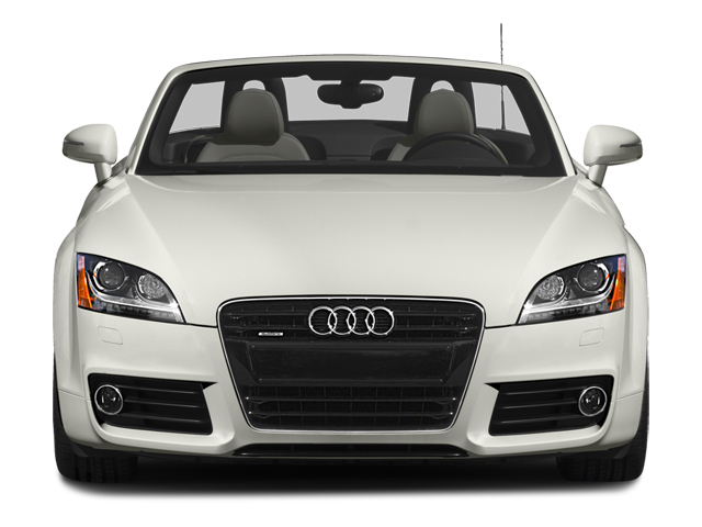 2014 Audi TT Prices and Values Roadster 2D AWD front view