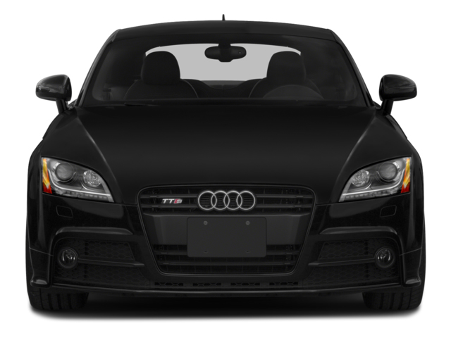2014 Audi TTS Prices and Values Coupe 2D AWD front view