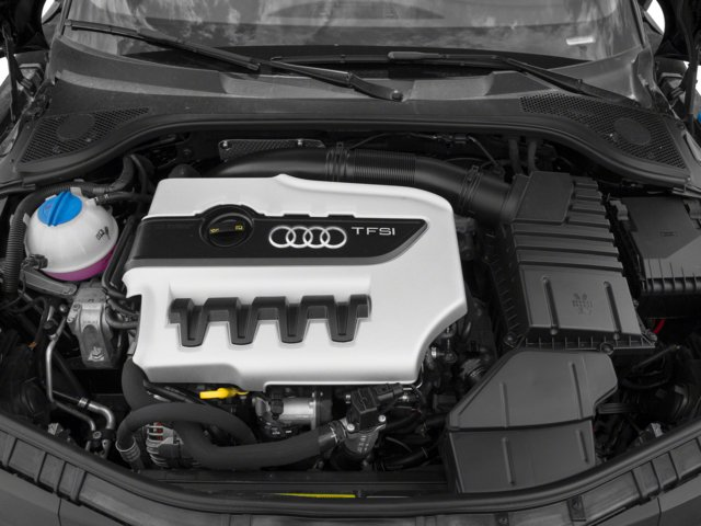 2014 Audi TTS Prices and Values Coupe 2D AWD engine