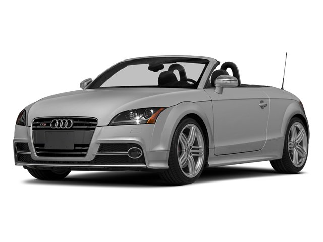 2014 Audi TTS Prices and Values Roadster 2D AWD