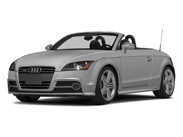 2014 Audi TTS Pictures TTS Roadster 2D AWD photos side front view