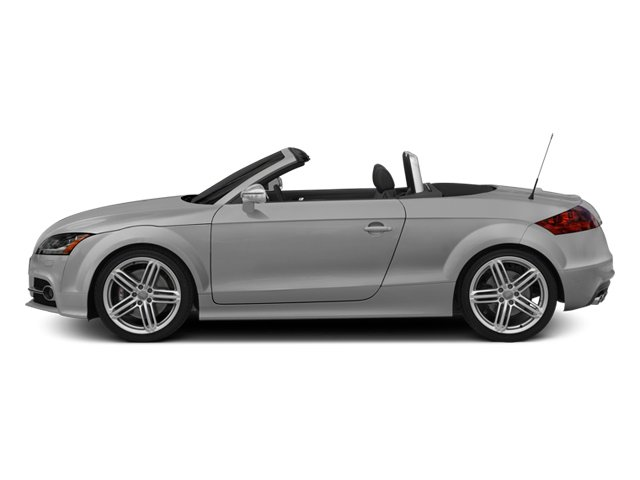 2014 Audi TTS Prices and Values Roadster 2D AWD side view