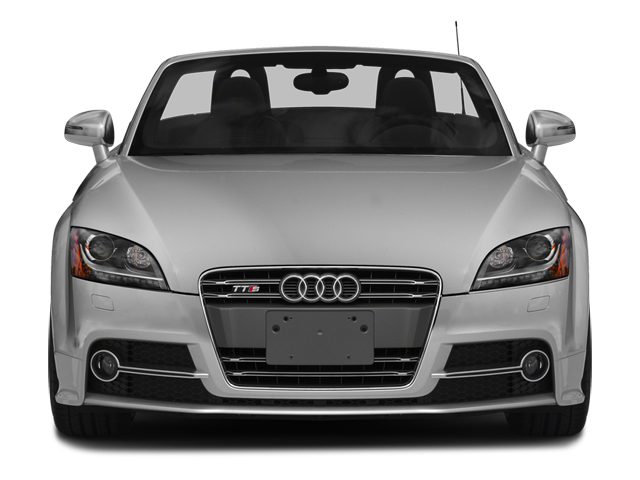 2014 Audi TTS Prices and Values Roadster 2D AWD front view