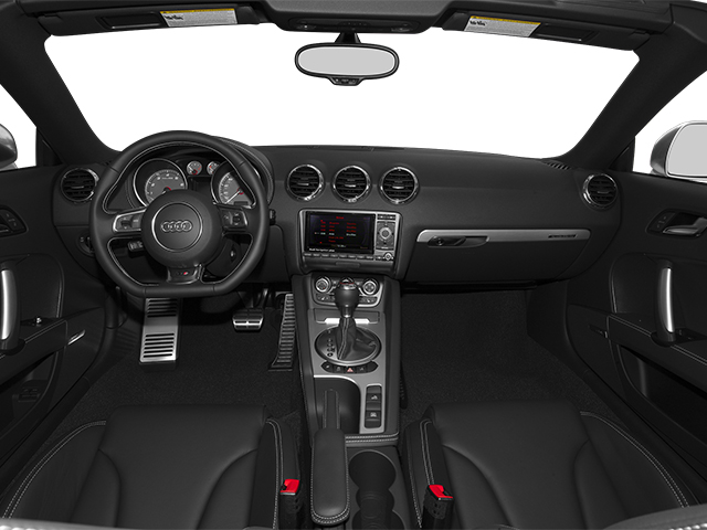 2014 Audi TTS Prices and Values Roadster 2D AWD full dashboard