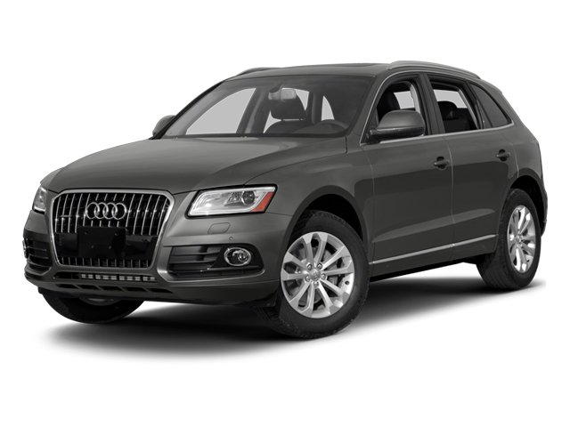2014 Audi Q5 Prices and Values Utility 4D Prestige S-Line AWD side front view
