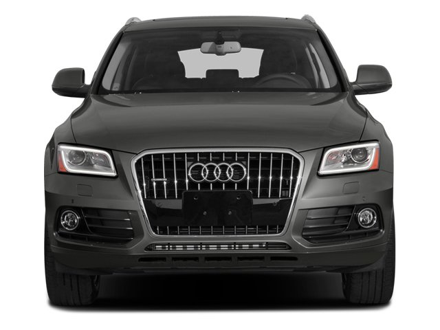 2014 Audi Q5 Prices and Values Utility 4D Prestige S-Line AWD front view