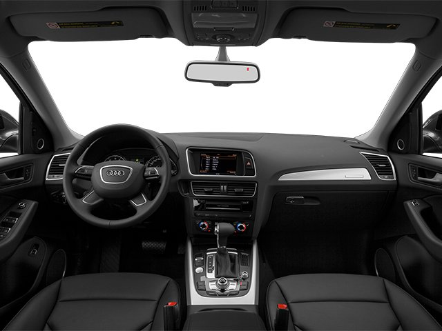 2014 Audi Q5 Prices and Values Utility 4D Prestige S-Line AWD full dashboard