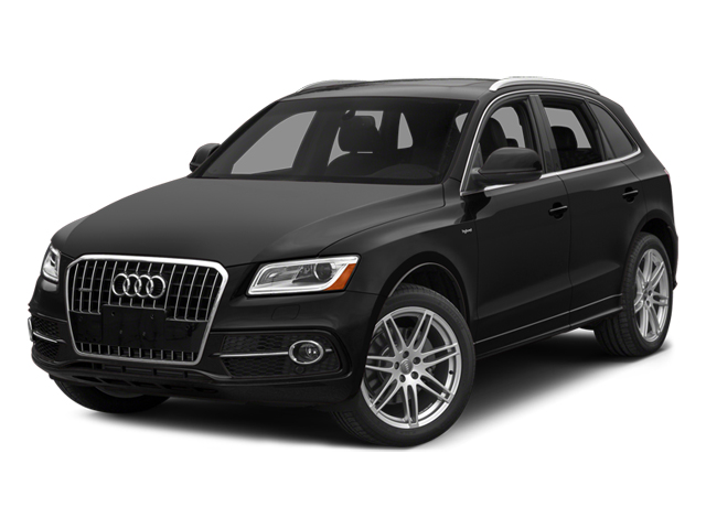 2014 Audi Q5 Prices and Values Utility 4D 2.0T Prestige AWD Hybrid side front view