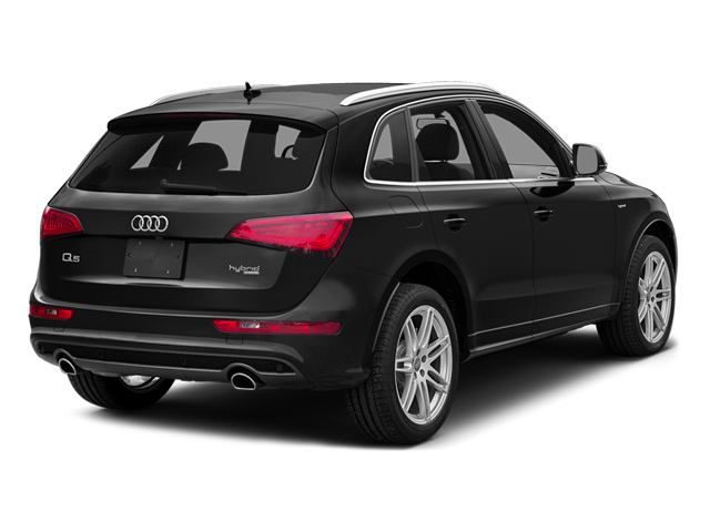 2014 Audi Q5 Prices and Values Utility 4D 2.0T Prestige AWD Hybrid side rear view