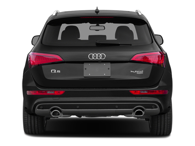 2014 Audi Q5 Prices and Values Utility 4D 2.0T Prestige AWD Hybrid rear view