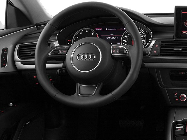 2014 Audi A7 Pictures A7 Sedan 4D 3.0T Prestige AWD photos driver's dashboard