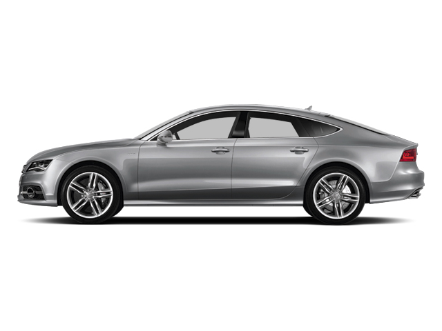 2014 Audi S7 Prices and Values Sedan 4D S7 Prestige AWD V8 side view