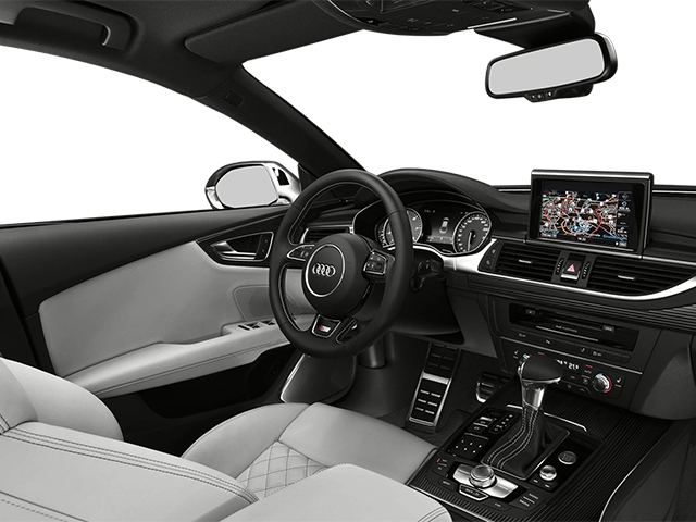 2014 Audi S7 Prices and Values Sedan 4D S7 Prestige AWD V8 passenger's dashboard